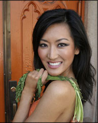 Kelly Choi hosts Eat Out NY Wednesdays on NYCTV.