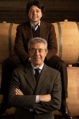 Carlo De Corato and his son Sebastiano are setting the benchmark for wine production in Puglia.