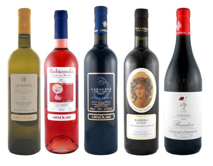 piemont party wines