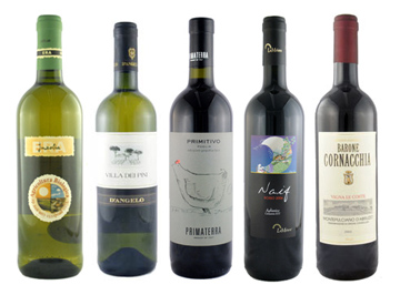 southern wines