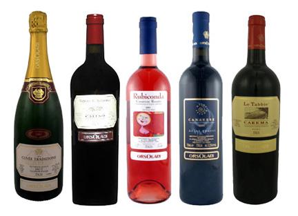 5 orsolani wines
